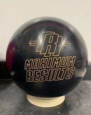 15lb Radical Maximum Results Bowling Ball Used! FREE SHIPPING!