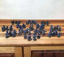 Warhammer 40k Primaris Marines - Painted Ultramarines Army Lot