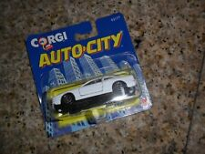 RARE 1993 MATTEL CORGI 850i BMW WHITE AUTO CITY UNOPENED