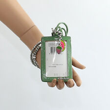 NWT Coach Watermelon Fruit Charms ID Badge Holder  Lanyard F60926 New RARE