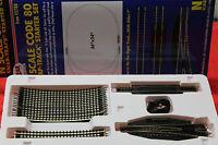 2788 N Scale Code 80 Track Starter Set Brand New In Box