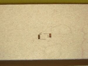 5896 AKA P-600-025 2 OF MOTOR BRUSH SPRING N SCALE BY LIMA FOR AHM RIVAROSSI NEW