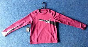Fox  Dakota Jersey Plum Colour  100% Polyester - Size: Medium