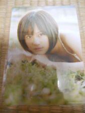 AKB48 ATSUKO MAEDA [Flower]  promo PhotCard JapanLimited!!!!!