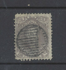 #70, used fine with APS Certificate - with UL or UR corner crease