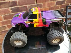 Traxxas stampede 2wd. No Motor Or Speed Controller.