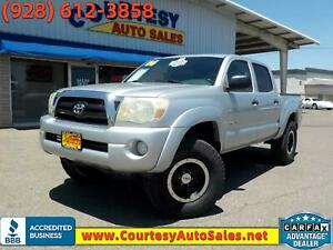 2006 Toyota Tacoma 4WD Double Cab LB V6 AT TRD Off Road (Natl)