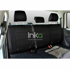 Asiento Trasero VW Golf Inka completamente Tailored Fundas impermeables Negro