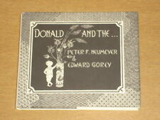 DONALD AND THE ... ABRAMS BOOKS PETER F NEUMEYER GRAPHIC NOVEL HB 9780810948365
