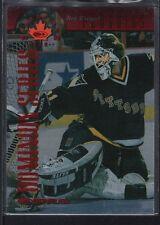 KEN WREGGET 1997/98 DONRUSS CANADIAN ICE  #76  DOMINION PENGUINS SP #150/150