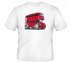Camisetas de niño de 2 a 16 años rojos sin marca