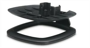 Flexson Desk Table Top Stand for Sonos One Gen:2/One SL/ Play:1 Speaker - Black
