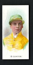 More details for lambert & butler - jockeys (no frame) - s loates