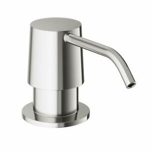 VIGO Kitchen Soap Dispenser in Stainless Steel VGSD001ST