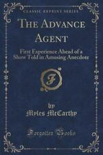 The Advance Agent: First Experience Ahead of a Show Told in Amusing Anecdote (Cl