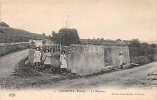 CPA 69 BAGNOLS RHONE LA MADONE