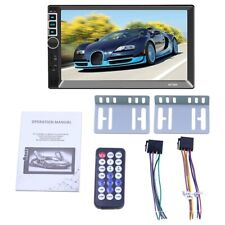 Car Radio 7 Inch Press Screen 2Din Auto Stereo Auto With Screen Bluetoo W7X1)