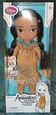 "Disney Designer Animators' Collection 16"" Toddler Doll Princess Pocahontas New!"