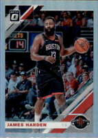 2019-20 Donruss Optic Holo #68 JAMES HARDEN  Houston Rockets