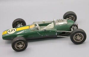 SCHUCO Rennwagen Lotus Formel 1 Climax grün D.B.G.M Made in Germany**TOP**