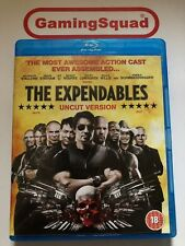 The Expendables Blu Ray Next Day Dispatch Free Postage