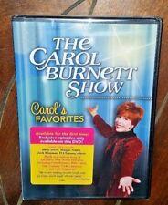 The Carol Burnett Show: Carol's Favorites (DVD, 2012)