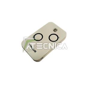 Mando a Distancia Transmisor 2 Canales Original genius Amigo KG TX2 JA332 868Mhz