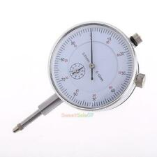 0-10MM Precision Outer Measuring Metric Test Dial Gauge Indicator DTI Clock