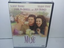 The Muse (DVD, Region 1, Wide & Full Screen) NEW - Extras - No Tax