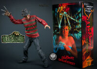 NECA  - A NIGHTMARE ON ELM STREET  - FREDDY KRUEGER - ULTIMATE FIGUR NEU/OVP