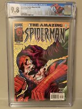 Amazing Spider-Man V2 #18 CGC 9.8 Green Goblin Custom Limited NY Label