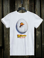 Back To The Future 80/'s Michael J Fox SciFi Comedy Movie Logo Big Boys T-Shirt