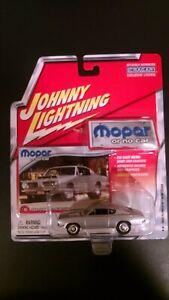 Johnny Lightning MOPAR OR NO CAR 1968 Plymouth Hemi Cuda CRAGAR WHEELS