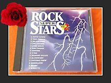 ROCK SUPER STARS 2, Spandau Ballet,Genesis,David Bowie,Tina Turner,Joe Cocker...