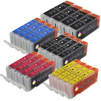 20x XL PATRONEN mit Chip für CANON PIXMA MX725 MX925 MG5550 MG6450 IP7250 MG5450