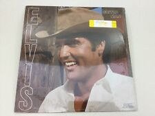 Elvis Presley - Elvis Guitar Man LP - 1981 Album Record SEALED NEW