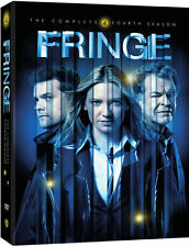 FRINGE: THE COMPLETE FOURTH SEASON (6PC) / (BOX) - DVD - Region 1