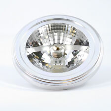 SILVER 100w 12v AR111 WFL45 Halogen Bulb