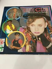 """Culture Club  Colour By Numbers [V2285]  1983 12"""" Vinyl"""