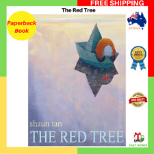 The Red Tree By Shaun Tan | Paperback Book | BRAND NEW | FAST & FREE SHIPPING AU
