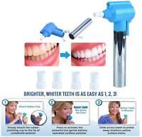 Professional Teeth Whitener Whitening Polisher Stain Remover Tool Dental Equipme