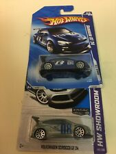 Hot Wheels Vw Scirocco Gt 24 Lot 2. Zamac & New Model