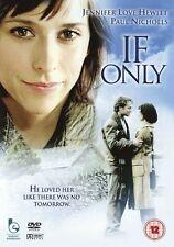 If Only [DVD] (2004) Jennifer Love Hewitt, Paul Nicholls, Gil Junger New Sealed