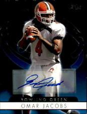 2006 Topps Autographs #TOJ Omar Jacobs G AUTO  (ref 20885)