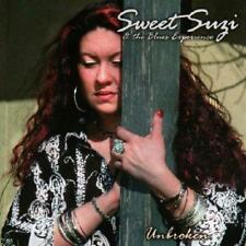 Sweet Suzi and & The Blues Express - Unbroken (NEW CD)