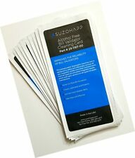 """""""Alcohol Free"""" Dollar Bill Validator / Acceptor Pre-saturated Cleaning Card 1."""