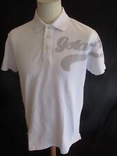 Polo G-Star Blanc Taille L à - 54%