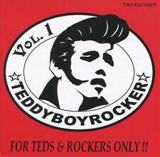(CD) TeddyboyRocker Vol.1 (various)