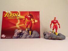 Flash vs Gorilla Grodd Statue