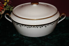LENOX Eclipse Covered Vegetable Bowl NEW USA Second